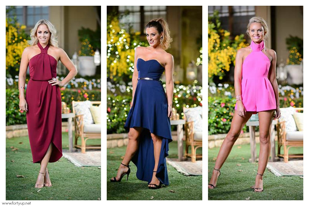Dresses The Bachelor Australia
