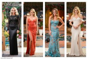 The Bachelor Australia Dress
