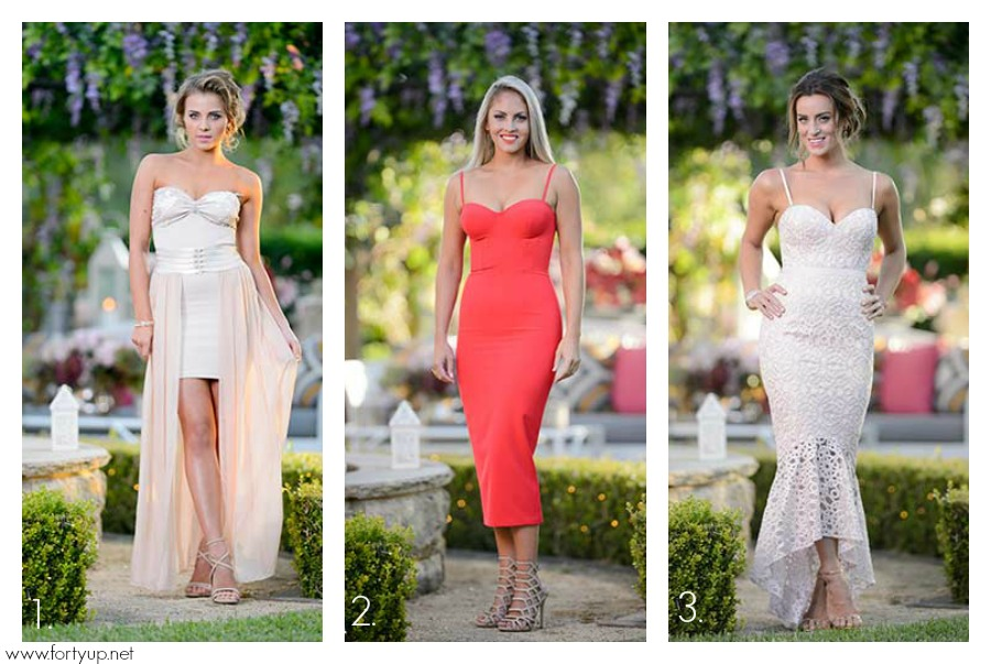 The Bachelor Dresses