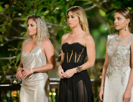 The Bachelor Australia final three