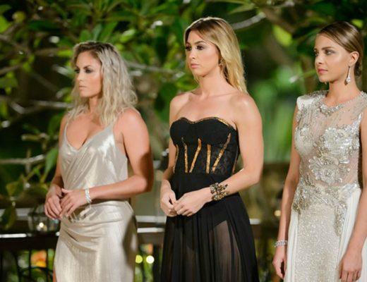 The Bachelor Australia final three