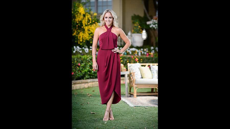 Nikki The Bachelor Dress