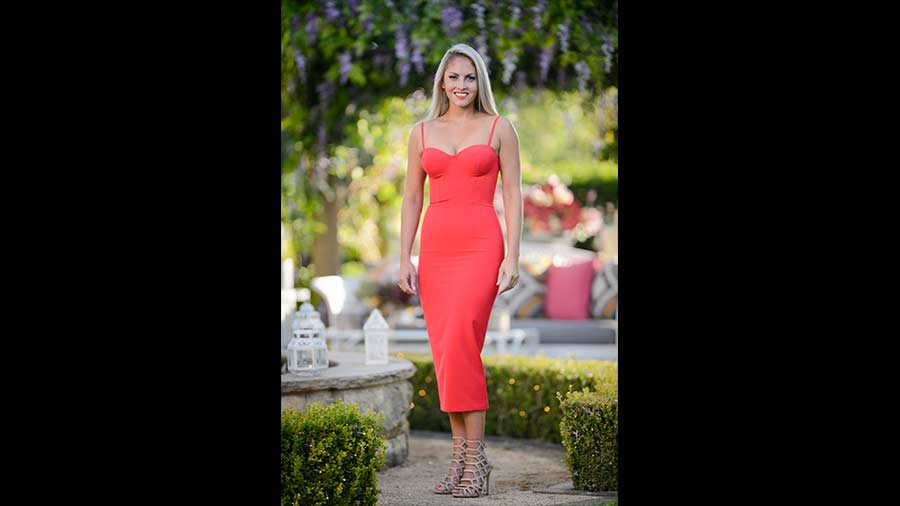 Nikki Dress The Bachelor