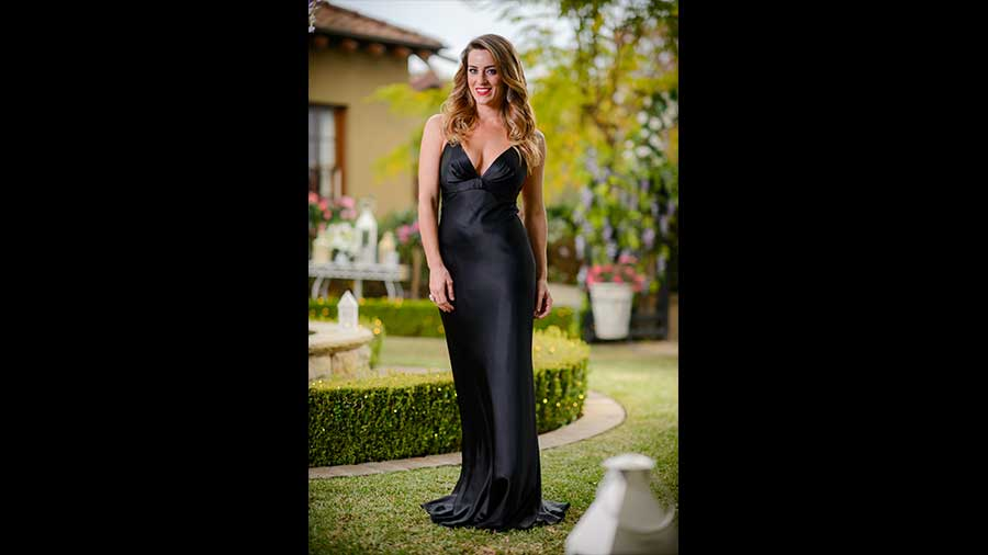 Rachael Dress The Bachelor