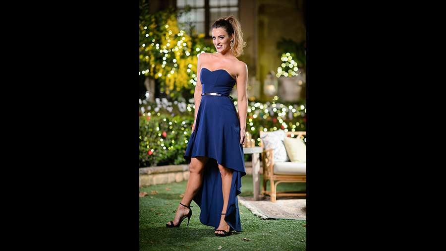 The Bachelor Rachael Dress