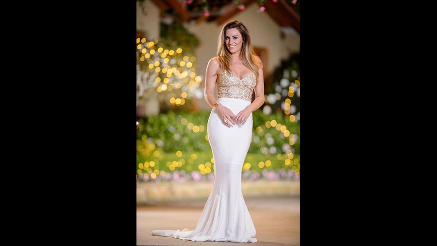 Rachael the bachelor dress