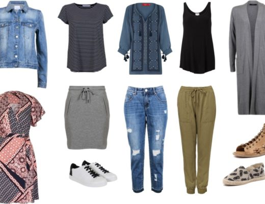 Capsule Casual Ideas