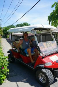 How to get around Nusa Lembongan