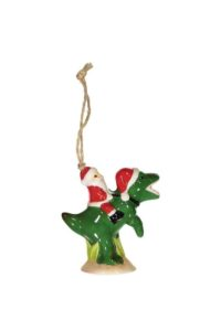 Christmas Dinosaur Decorations