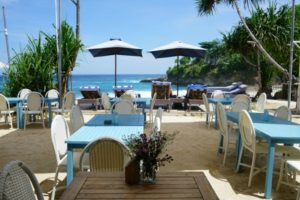 Places to Eat in Nusa Lembongan