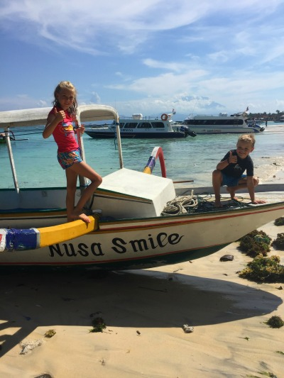 Things to Do with Kids in Nusa Lembongan