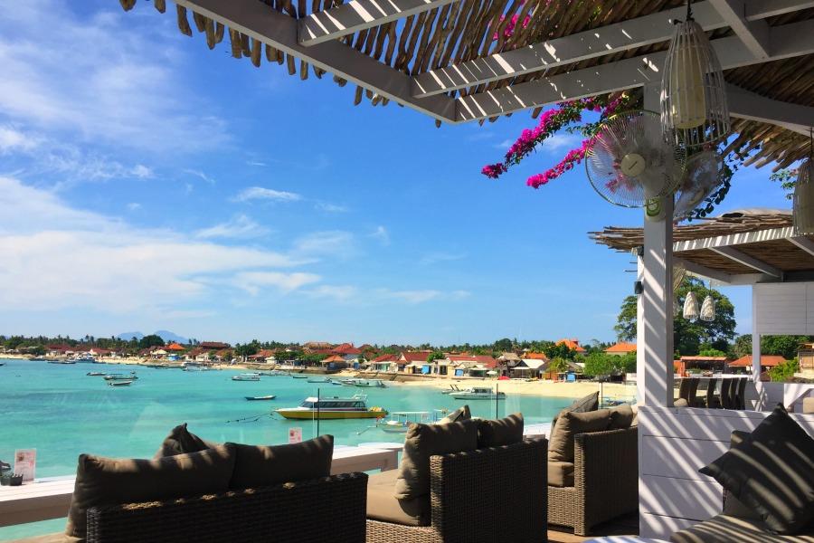 Places to Eat Nusa Lembongan