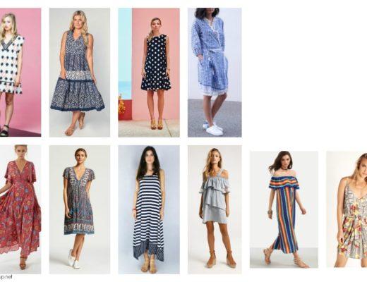 Patterned Dresses