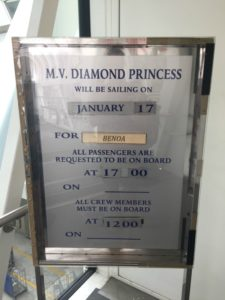 Diamond Princess Asia
