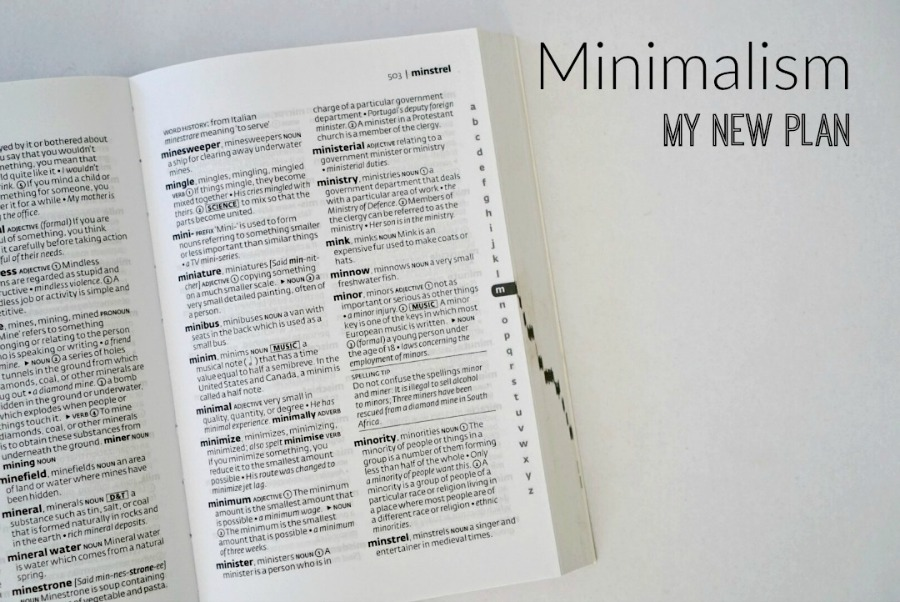 How to Be Minimalist