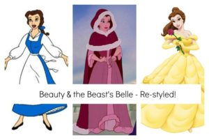 Beauty and the Beast Clothes