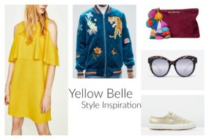 Beauty and the Beast Inspired Fashion