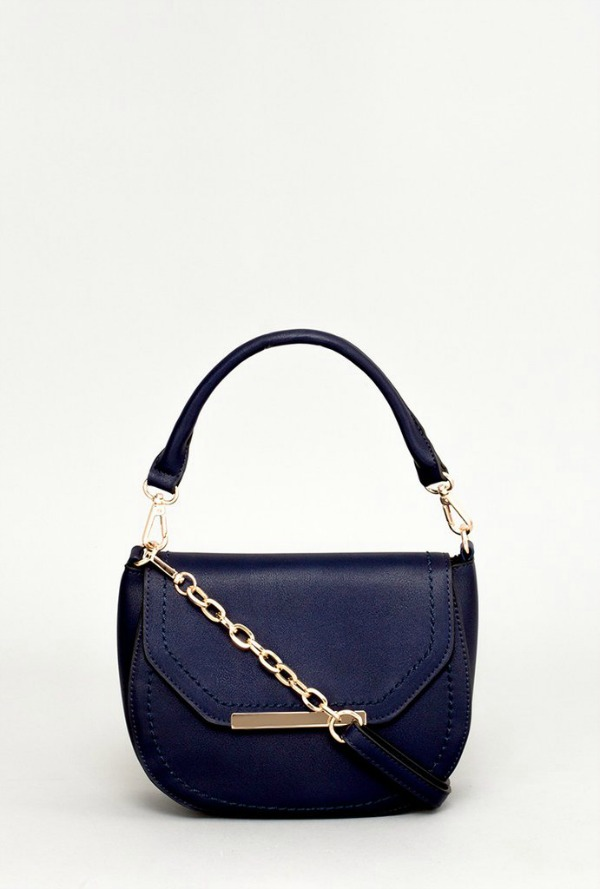 Saddle Bag Navy