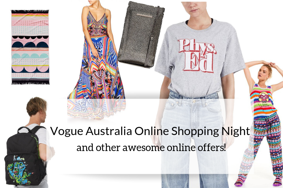 Vogue Online Shopping