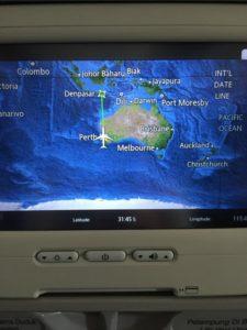 Perth to Bali
