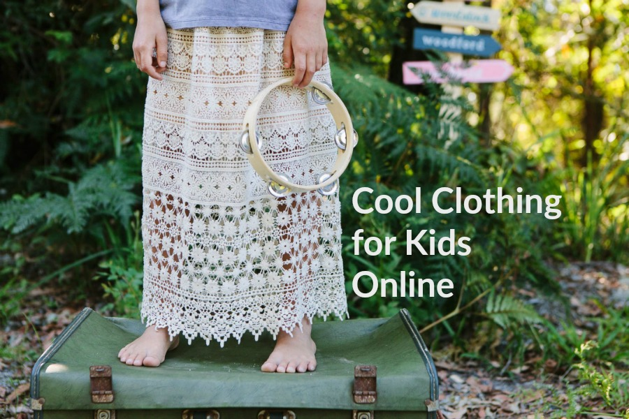 Kids Clothes Online Australia