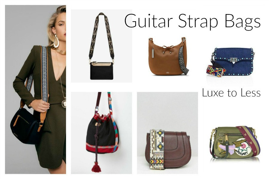 f117faf61e Guitar Strap Bags From Luxe to Less