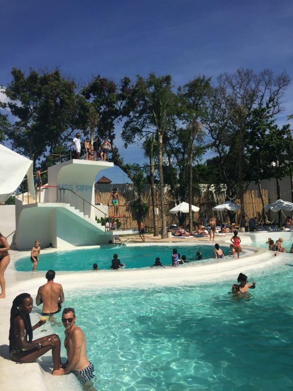 Seminyak Pool Bars
