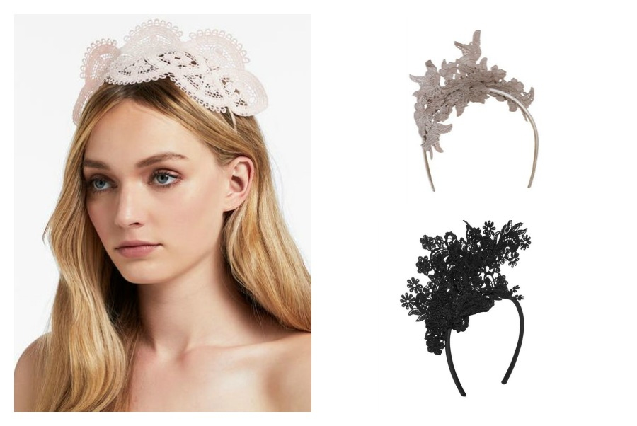 Cheap Lace Fascinators