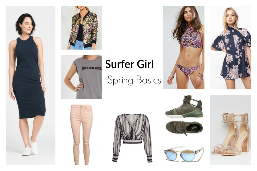 Spring Style Sporty girl
