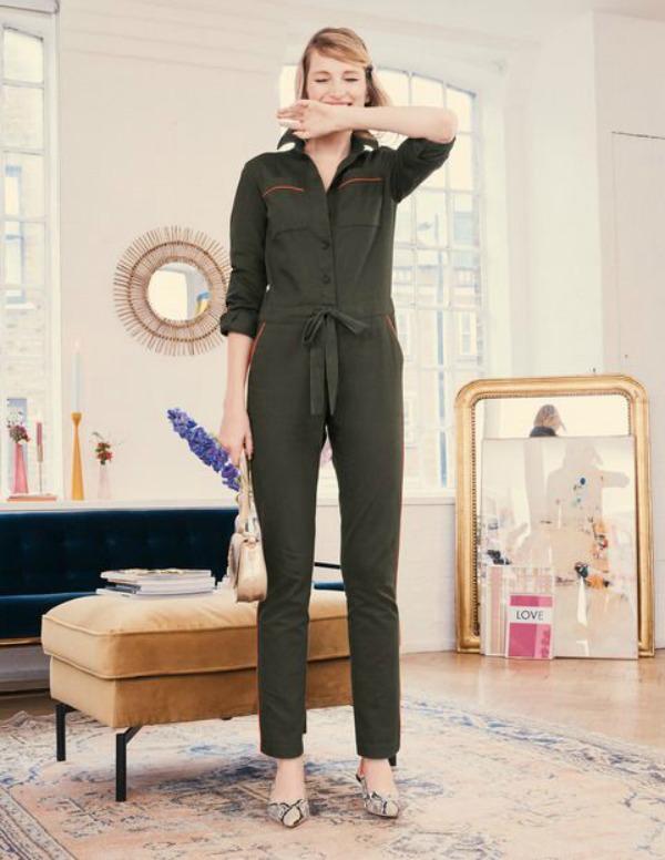 Khaki Boiler Suit Australia