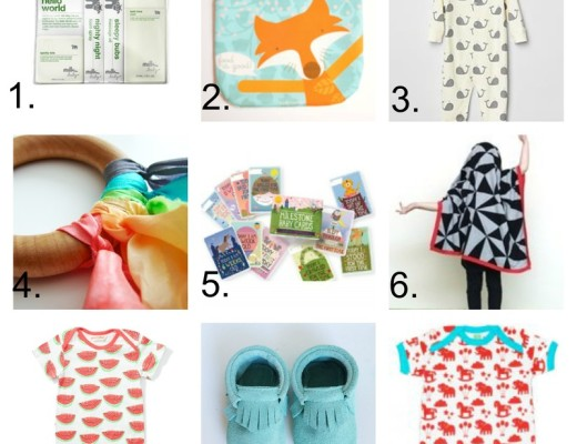 9 Baby Gifts You'll Love
