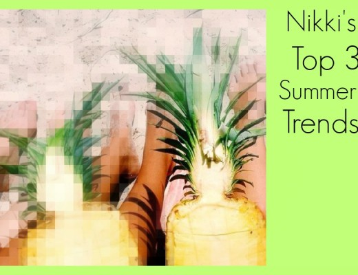 Styling You Tips for Summer 2014