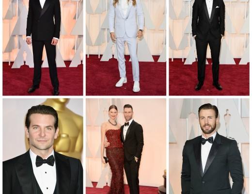 Hot Men at the Oscars