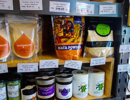 Dunn & Walton Organic Market
