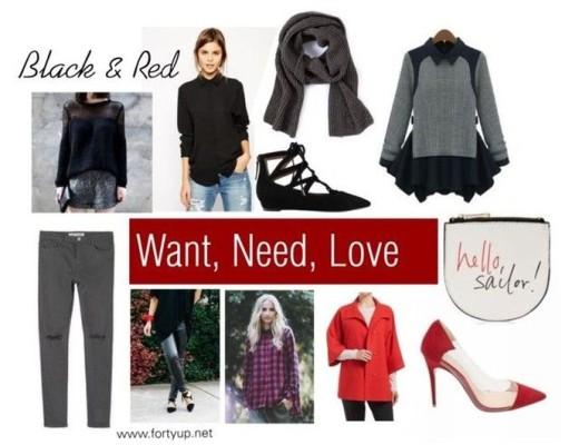 Want, Need, Love!