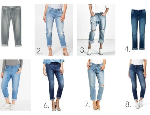 How to Wear Baggy Jeans