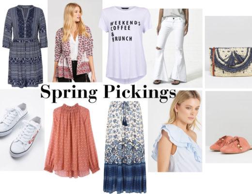 Pretty Spring Styles